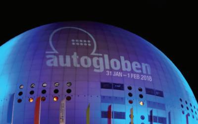 Mässa på Globen i 31 januari – 1 februari 2018